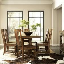 rana furniture outlet riverside furniture newburgh 7 piece rectangular dining table and apartment interior designing