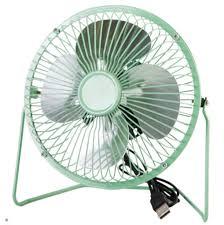 <b>Вентилятор</b> Migliores Настольный <b>USB</b>-<b>вентилятор</b>, зеленый
