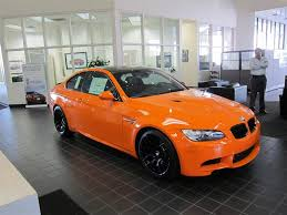 BMW Convertible bmw custom order : Special Color Fire Orange E92 M3 at Nick Alexander BMW BMW News at ...