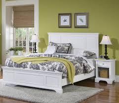 Feminine Design Inspiration Queen White Bedroom Set For Women ...