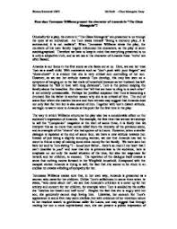 glass menagerie essay solution ldquothe glass menagerierdquo drama essay help