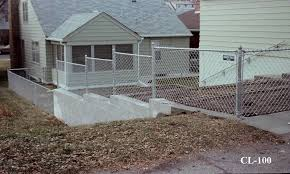 we touched on the question of durability noting that galvanized chain link fencing offers longer wear