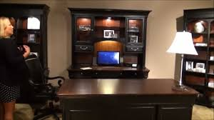 home office desks sets. St. Ives Jr. Executive Home Office Desk Set By Liberty Furniture | Gallery Stores - YouTube Desks Sets E