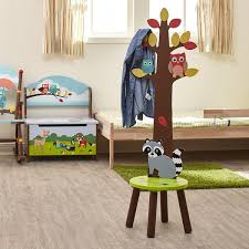 Woodland Coat Rack Fantasy Fields Enchanted Woodland Stool with Coat Rack Free 32