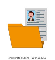 Cv Resume Stock Photos People Images Shutterstock