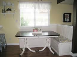 Kitchen Nook Dining Room Stylish Best White Breakfast Nook Ideas Interior