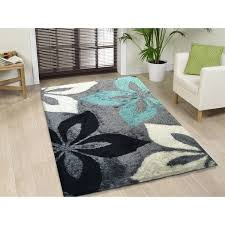 hand tufted turquoise and grey turquoise and gray area rug best 8x10 area rugs