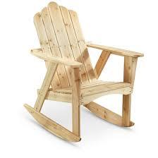 castlecreek adirondack rocking chair