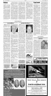 The Odessa American from Odessa, Texas on November 8, 2015 · B2