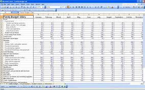 Operating Budget Template Excel - Columbiaconnections.org