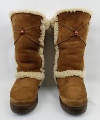 Image is loading UGG-Australia-8W-Nightfall-Style-5359-Chestnut-Boots-