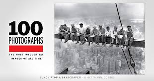 <b>Lunch Atop a Skyscraper</b> | 100 Photographs | The Most Influential ...