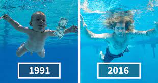 Sep 23, 2016 · the baby from nirvana's nevermind is 25 now. Nirvana Is Being Sued For Child P Graphy After 30 Years Music News Breatheheavy Exhale