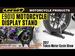 Motorcycle Display Stand C100 MOTORCYCLE DISPLAY STAND YouTube 53