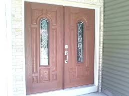 glass front door designs. Modern Entrance Door Designs Doors Residential Home Design Double L Front Gate For Glass Entry
