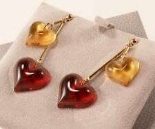 Желтая позолота янтарь модные <b>серьги</b> - огромный выбор по ...