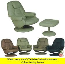 VC48 Luxury Cozy Comfy TV Relax Chair, Download