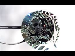 cd shattering at 170 000fps the slow mo guys