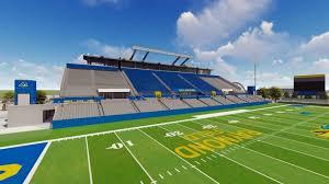 Ud Football Stadium Seating Chart Ud Invests 60m In Stadium Renovation Athletic Center Ceg