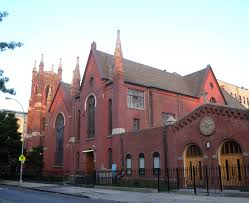 Brown Memorial Baptist Gates Av fr Waverly jeh