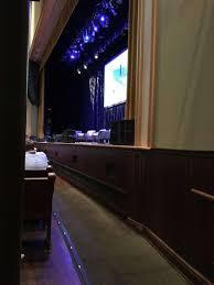 Ryman Auditorium Section Mf 1