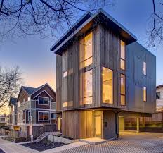 Architecture And Construction Ballard Aperture House First Lamp Architecture And