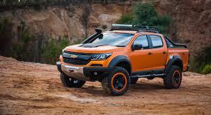 Chevrolet Colorado Xtreme Concept Revealed | GM Authority ...