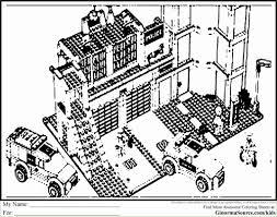 Lego City Printables Wwwtollebild Pertaining To Lego City Lava