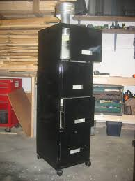 ments to plans for file cabinet smoker