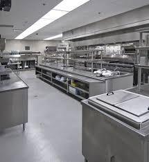 Comercial Kitchen Design Simple Inspiration Ideas