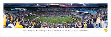 Wvu Stadium Seating Chart Mountaineer Field Facts Figures Pictures And More Of The
