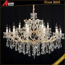 home decorative hanging crystal chandelier pendant light