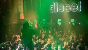 Sound Scene Express Diesel Club Lounge