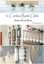 16 Super Creative Boat Cleat Decorating Ideas. Nautical Decor ...