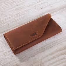 women s peruvian hand made leather wallet inca hummingbird
