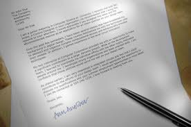 cover letters block format cover letter