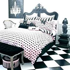red polka dot bedding comforter sets dots queen blue duvet cover pink and white