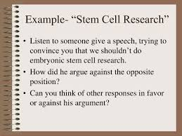 for stem cell research debate essay write my essay how to  for stem cell research debate essay