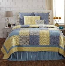 65 best Bedding ideas images on Pinterest | 3/4 beds, Beautiful ... & VHC Brands Quilts | Caledon Quilt | Patchwork Quilts Bedding and  Accessories by Victorian Heart | Adamdwight.com