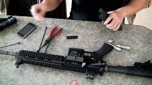 airsoft initial problems w we hk416