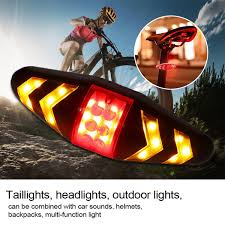 <b>Bike</b> Turn Signals Front and Rear Safety Warning Light with Remote ...