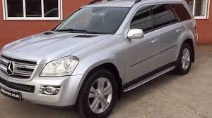 2008 (08) Mercedes-Benz GL Class 4.0 V8 Diesel GL420 CDI 5dr Tip ...