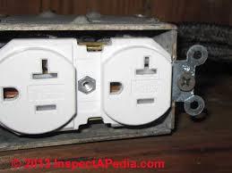 electrical box screw repair stripped or broken electrical box electrical receptacle mounting screw c daniel friedman
