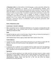 Business Letter Semiotics Text