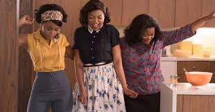 Hidden Figures Is The First Movie With Multiple Female Leads To.