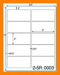 Avery Template 5163 7 5163 Avery Template Time Table Chart