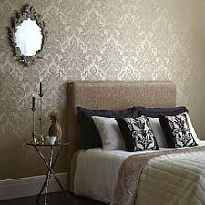 Arthouse Glisten Gold Wallpaper