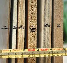 0309020007 01 parison of engineered wood
