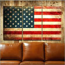 american flag painted on wood wall arts flag wood wall art painted and metal painted wooden american flag painted on wood