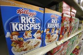 You may want to think twice before eating that Rice Krispie Treat ...